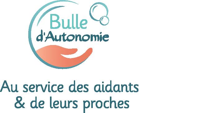 logo-bulle d'autonomie au service des aidants et de leurs proches